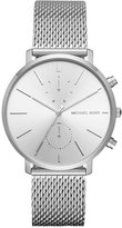 Michael Kors Men's Chronograph Jaryn Stainless Steel Mesh Bracelet Watch 42mm MK8541