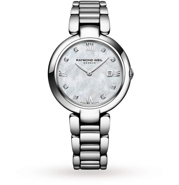 dcfaa5938 Raymond Weil Watch Straps - ShopStyle UK