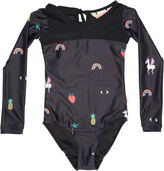 Munster Tots Girls Delight Ls One Piece