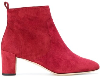 Repetto Mid-Heel Ankle Boots