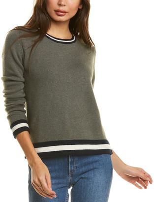 Jumper 1234 Heavy Boxy Rib Cashmere Sweater