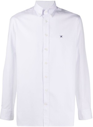 Hackett Button-Down Logo Shirt