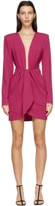 GAUGE81 Pink Krasnodar Short Dress