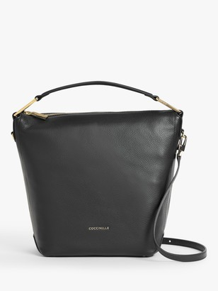 Coccinelle Liya Leather Hobo Bag
