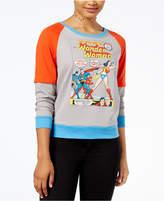 Warner Brothers Juniors' Wonder Woman Sweatshirt