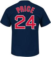 Majestic Men's David Price Boston Red Sox Player T-Shirt