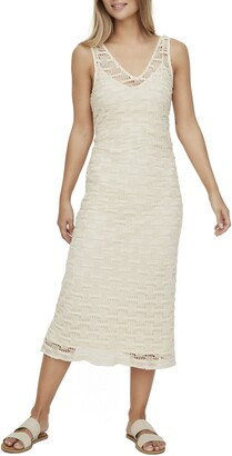 Vero Moda Omega Sleeveless Midi Dress