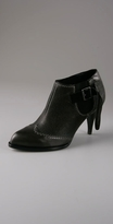 Jean Paul Gaultier Ankle Bootie with Side Strap