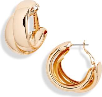 8 Other Reasons Coupled Hoop Earrings