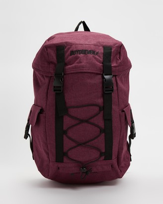 Doyoueven - Red Backpacks - Utility Backpack - Size One Size, Unisex at The Iconic