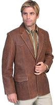 Scully Men's Lambskin Blazer 501 Long