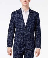 INC International Concepts Men's Woven Wheat Blazer, Created for Macy's