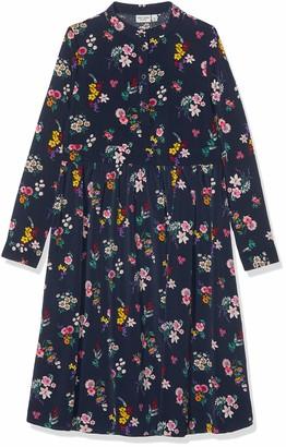 Name It Girl's Nkfvinaya Ls Long Dress K