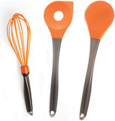 Berghoff Geminis 3-pc. Silicone Spoon and Whisk Set