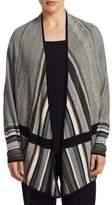 NIC+ZOE Plus Plus Mirror Pattern Cardigan