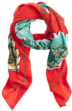 J.Crew Capri scarf