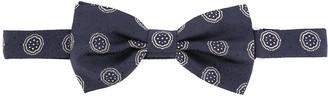 Eredi Chiarini Patterned Bow Tie