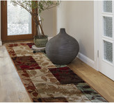 Andover Mills Raffin Elegant Leaves Area Rug Rug
