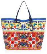 Dolce & Gabbana Printed Tote Bag