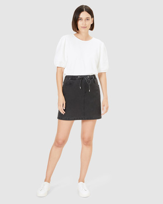French Connection Women's Skirts - Casual Stretch Skirt - Size One Size, 6 at The Iconic