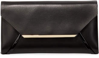 Lanvin Leather Envelope Medium Shoulder Bag