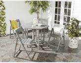 west elm Kerman 5-Piece Outdoor Dining Set