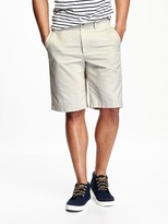 "Old Navy Broken-In Khaki Shorts for Men (10 1/2"")"