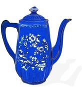 Jessica Russell Flint The Blue Teapot Signed Print