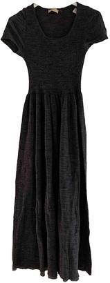 Forte Forte Grey Wool Dresses