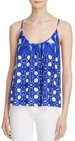 Velvet by Graham & Spencer Atlantis Print Tank