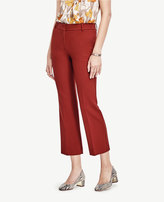 Ann Taylor Petite Refined Kick Crop Flare