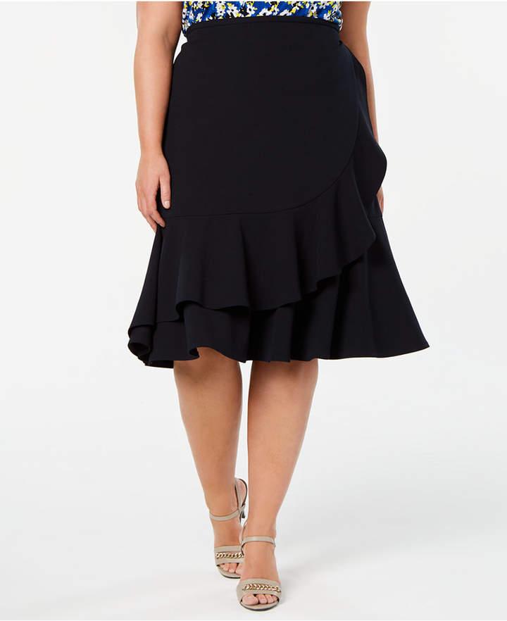92a582c881 Calvin Klein Plus Size Skirts - ShopStyle
