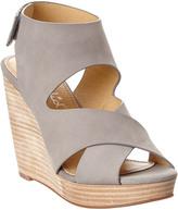 Splendid Jess Leather Wedge Sandal
