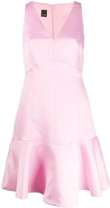 Pinko V-neck sleeveless dress