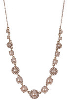 Marchesa Simulated Pearl Station Necklace