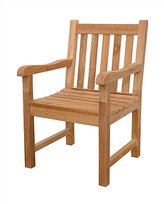 Classic Slat Back Dining Chair - Unfinished