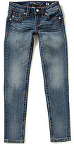 Miss Me Girls Big Girls 7-16 Skinny Plain Pocket Jeans