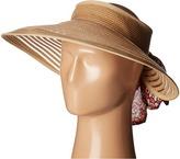 Echo Color Block Visor Sun Hat Caps