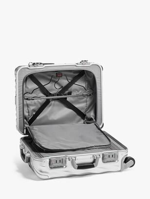 Tumi 19 Degree Aluminum Continental 56cm 4-Wheel Cabin Case