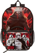 LICENSED PROPERTIES Star Wars Action Backpack and Lunchbox