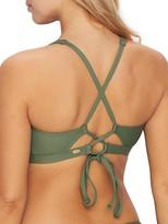 Sunsets Olive Brandi Bralette Bikini Top