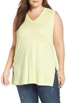 Melissa McCarthy Plus Size Women's Survival Stretch Jersey Tank
