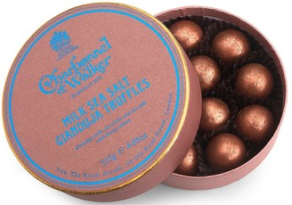 Charbonnel et Walker Milk Sea Salt Gianduja Truffles 115G
