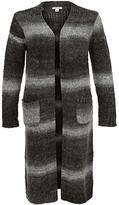 Tribal Grey Coat Sweater