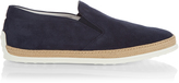 Tod's Suede slip-on trainers