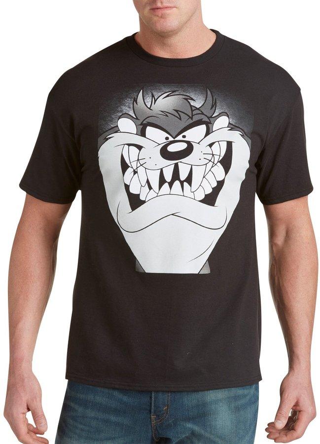 True Nation TAZ Big & Tall Short Sleeve Graphic T-Shirt (1XL, )