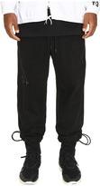 Yohji Yamamoto Grain Jersey Pants Men's Casual Pants
