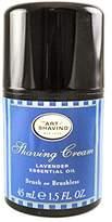 The Art of Shaving Shaving Cream Pump, Lavender, 1.5 oz