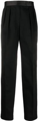 Alexander Wang High-Waisted Tuxedo Trousers