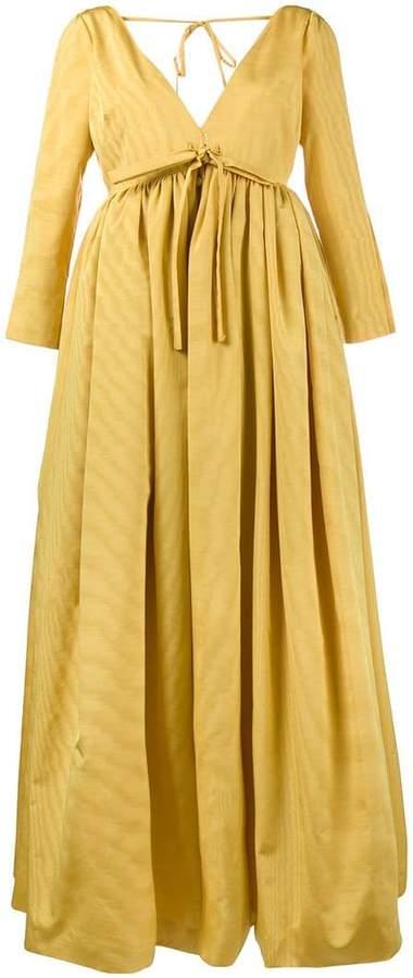Rosie Assoulin Le Petit Trianon front button dress